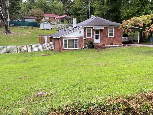 1643 Jordan Drive, Winston Salem, NC 27105 (MLS #995382) :: Berkshire Hathaway HomeServices Carolinas Realty