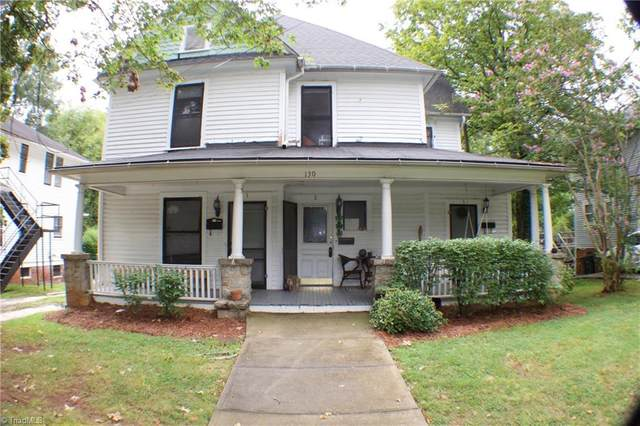 130 S Tate Street, Greensboro, NC 27403 (MLS #995383) :: Berkshire Hathaway HomeServices Carolinas Realty