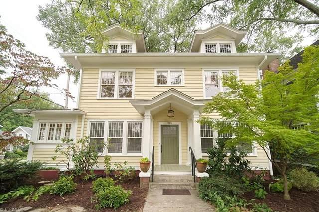 210 Hendrix Street, Greensboro, NC 27401 (MLS #996411) :: Lewis & Clark, Realtors®