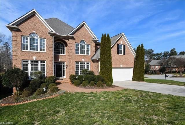 5103 Bearberry Point, Greensboro, NC 27455 (MLS #996469) :: Ward & Ward Properties, LLC
