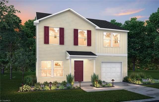 142 Stewart Road, Winston Salem, NC 27107 (MLS #996500) :: Ward & Ward Properties, LLC