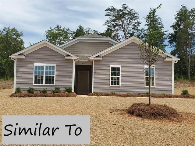 4907 Vienna Dozier Road, Pfafftown, NC 27040 (MLS #996514) :: Berkshire Hathaway HomeServices Carolinas Realty