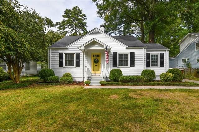 1808 Independence Road, Greensboro, NC 27408 (MLS #996534) :: Greta Frye & Associates | KW Realty Elite