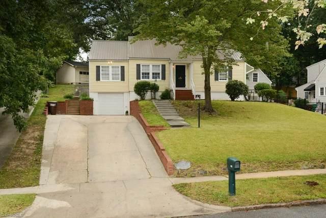 1012 Ferndale Boulevard, High Point, NC 27265 (MLS #996560) :: Berkshire Hathaway HomeServices Carolinas Realty