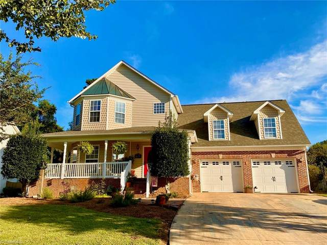 Clemmons, NC 27012 :: Berkshire Hathaway HomeServices Carolinas Realty
