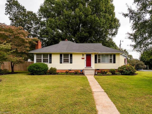 2132 Young Street, Burlington, NC 27215 (MLS #996599) :: Ward & Ward Properties, LLC