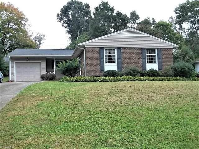 2302 Gracewood Drive, Greensboro, NC 27408 (MLS #996611) :: Greta Frye & Associates | KW Realty Elite