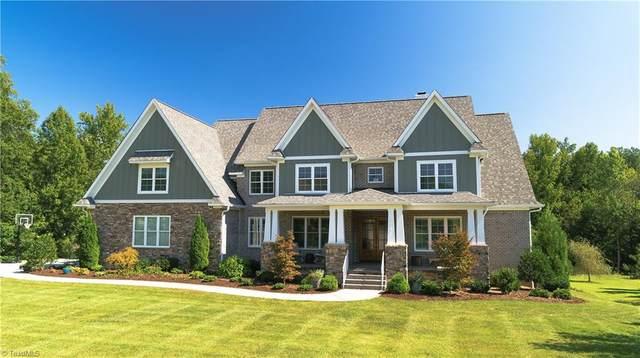 6629 Linville Ridge Drive, Oak Ridge, NC 27310 (MLS #996623) :: Berkshire Hathaway HomeServices Carolinas Realty