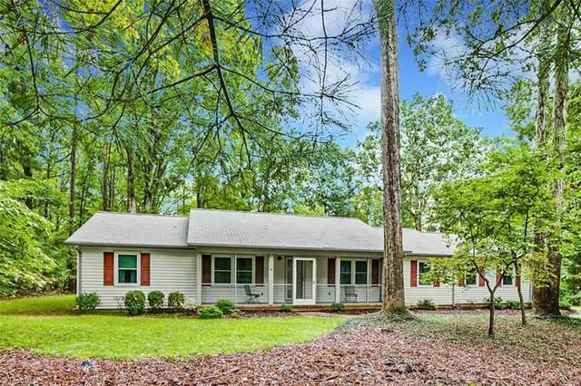 1374 West Lake Drive, Asheboro, NC 27205 (MLS #996637) :: Berkshire Hathaway HomeServices Carolinas Realty
