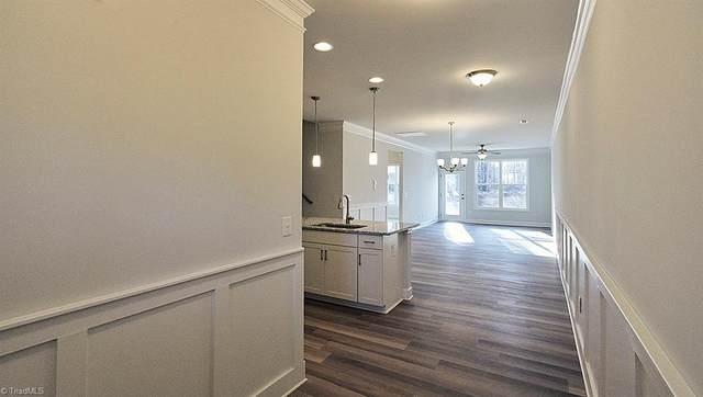 1004 Henson Park Drive #26, Greensboro, NC 27455 (MLS #996644) :: Ward & Ward Properties, LLC