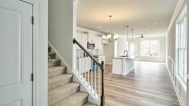 101 Stamm Drive #18, Greensboro, NC 27455 (MLS #996677) :: Ward & Ward Properties, LLC