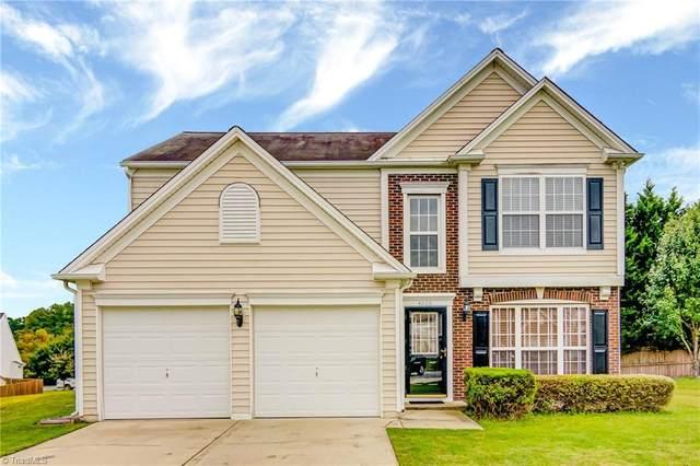 4026 Windstream Court, Jamestown, NC 27282 (MLS #996684) :: Berkshire Hathaway HomeServices Carolinas Realty