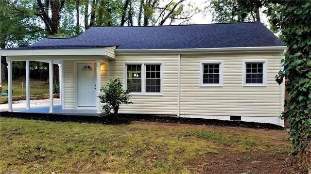 1108 Guyer Street, High Point, NC 27262 (MLS #996704) :: Berkshire Hathaway HomeServices Carolinas Realty