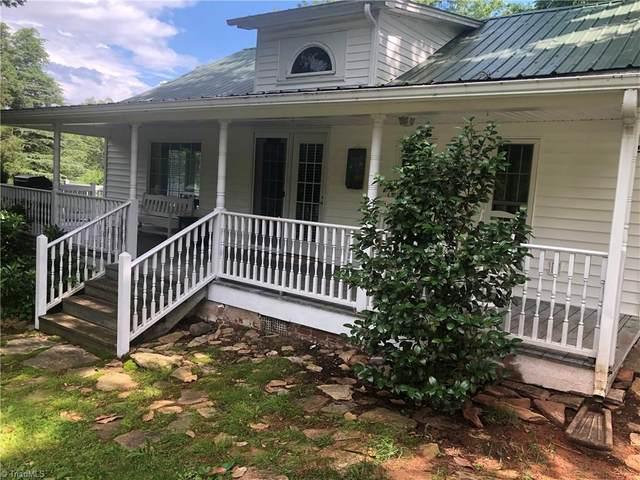105 Old Church Road, Danbury, NC 27016 (MLS #996721) :: Greta Frye & Associates   KW Realty Elite