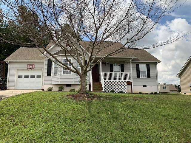 4730 Beckel Court, Winston Salem, NC 27107 (MLS #996727) :: Berkshire Hathaway HomeServices Carolinas Realty
