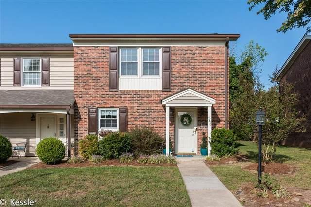 546 Isley Place, Burlington, NC 27215 (MLS #996734) :: Berkshire Hathaway HomeServices Carolinas Realty