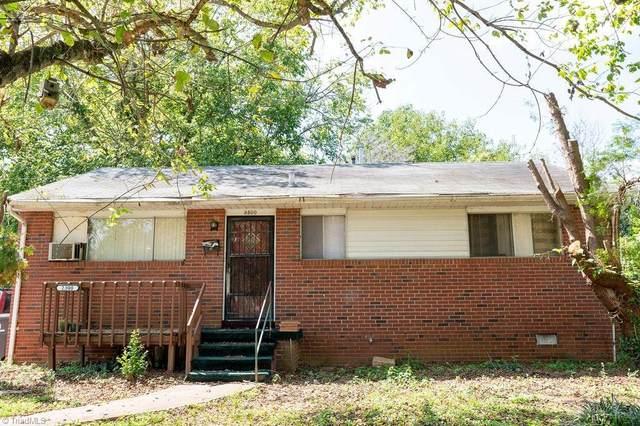 2300 Elbon Drive, Winston Salem, NC 27105 (MLS #996738) :: Berkshire Hathaway HomeServices Carolinas Realty