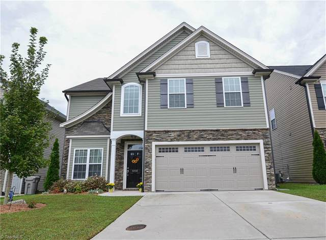 5758 Midstream Circle, Clemmons, NC 27012 (MLS #996741) :: Berkshire Hathaway HomeServices Carolinas Realty