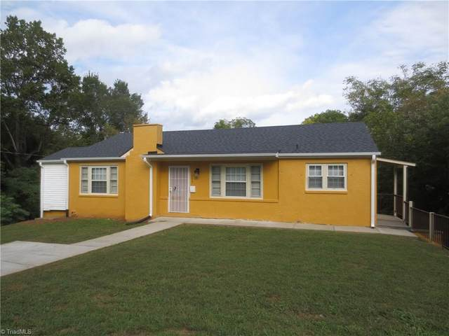 1611 Orlando Street, Winston Salem, NC 27105 (MLS #996748) :: Berkshire Hathaway HomeServices Carolinas Realty