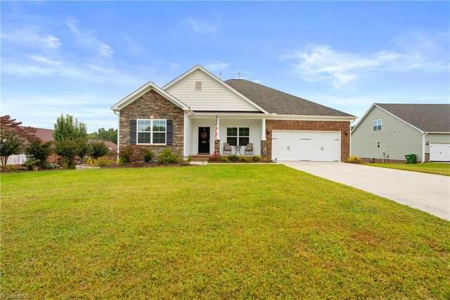 609 Grandview Drive, Graham, NC 27253 (MLS #996753) :: Berkshire Hathaway HomeServices Carolinas Realty