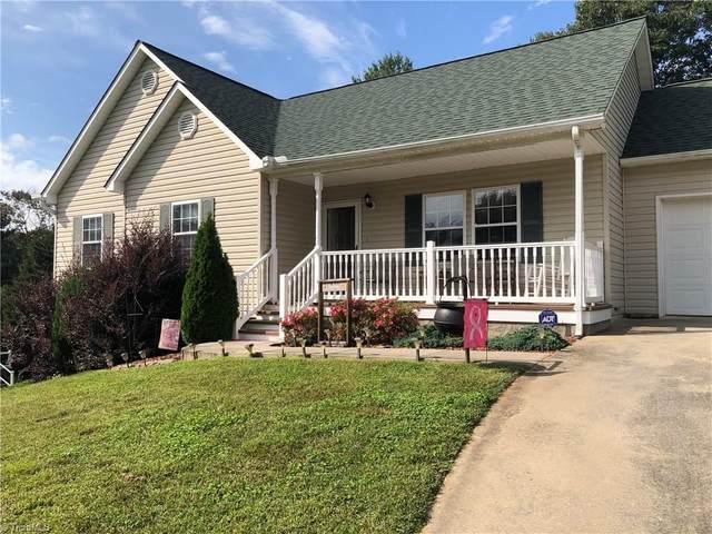 204 Linda Carol Avenue, Wilkesboro, NC 28697 (MLS #996765) :: Berkshire Hathaway HomeServices Carolinas Realty