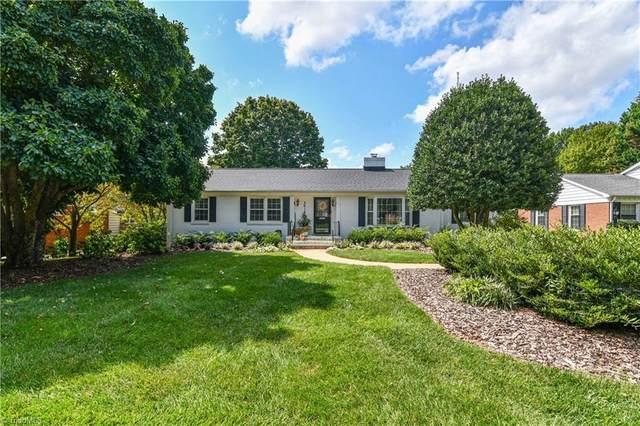 3013 W Cornwallis Drive, Greensboro, NC 27408 (MLS #996805) :: Berkshire Hathaway HomeServices Carolinas Realty