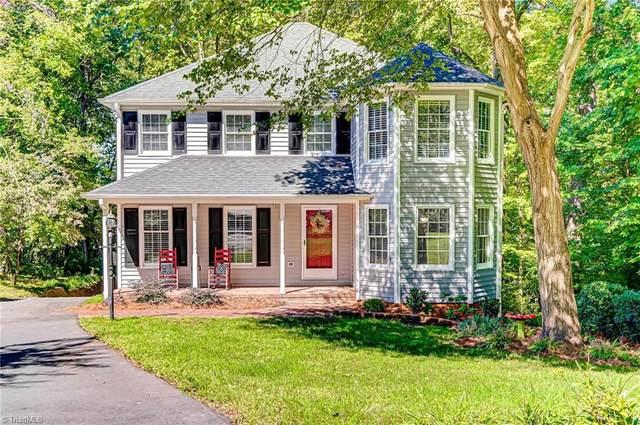 1040 Wessyngton Road, Winston Salem, NC 27104 (MLS #996811) :: Ward & Ward Properties, LLC