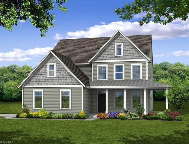 3607 Wesley Point Drive, Browns Summit, NC 27214 (MLS #996819) :: Ward & Ward Properties, LLC