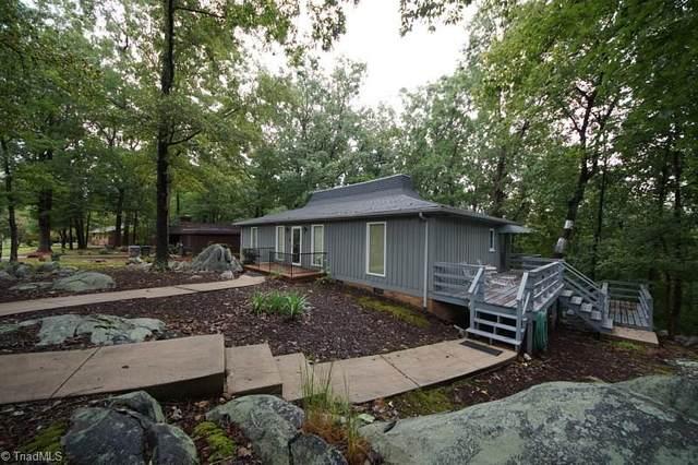 1617 Timberlane, Asheboro, NC 27205 (MLS #996829) :: Berkshire Hathaway HomeServices Carolinas Realty