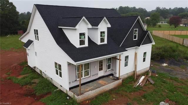 244 Mocks Church Road, Advance, NC 27006 (MLS #996835) :: Berkshire Hathaway HomeServices Carolinas Realty