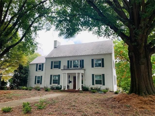 403 Springdale Avenue, Winston Salem, NC 27104 (MLS #996856) :: Berkshire Hathaway HomeServices Carolinas Realty