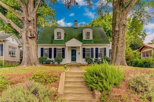 1835 Brantley Street, Winston Salem, NC 27103 (MLS #996869) :: Berkshire Hathaway HomeServices Carolinas Realty