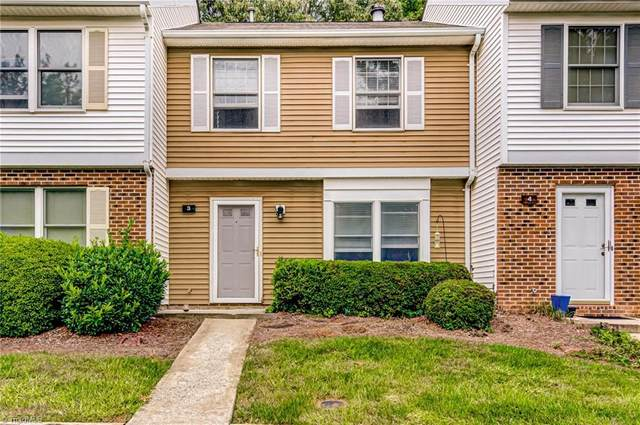3703 Cotswold Terrace, Greensboro, NC 27410 (MLS #996889) :: Berkshire Hathaway HomeServices Carolinas Realty