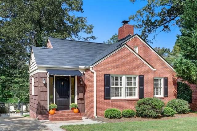 106 Northridge Street, Greensboro, NC 27403 (MLS #996900) :: Berkshire Hathaway HomeServices Carolinas Realty