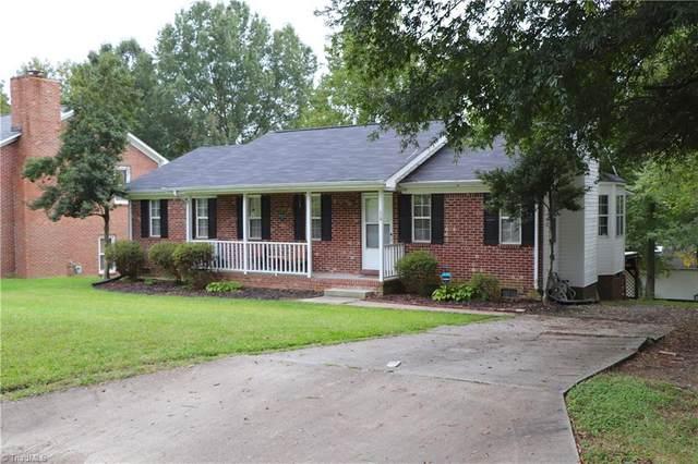 119 W Lakefield Drive, Greensboro, NC 27406 (MLS #996912) :: Berkshire Hathaway HomeServices Carolinas Realty