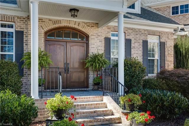 3214 Hobbs Landing Court, Greensboro, NC 27410 (MLS #996925) :: Greta Frye & Associates | KW Realty Elite