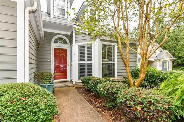 5 Brookway Drive, Greensboro, NC 27410 (MLS #996928) :: Berkshire Hathaway HomeServices Carolinas Realty