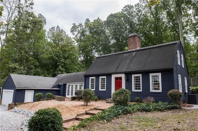 17 Forest Lake Circle, Greensboro, NC 27407 (MLS #996946) :: Berkshire Hathaway HomeServices Carolinas Realty