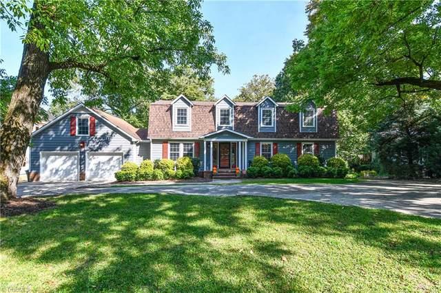 2704 W Market Street, Greensboro, NC 27403 (#996951) :: Mossy Oak Properties Land and Luxury