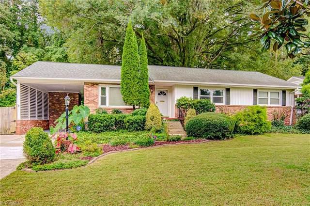 1709 Efland Drive, Greensboro, NC 27408 (MLS #996952) :: Greta Frye & Associates | KW Realty Elite