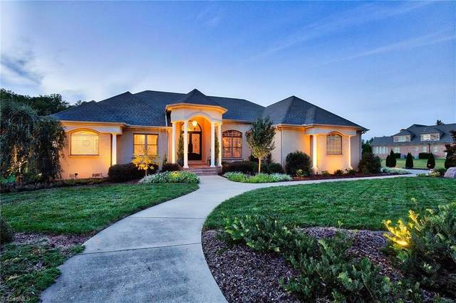 909 Dunleigh Drive, Burlington, NC 27215 (MLS #996953) :: Berkshire Hathaway HomeServices Carolinas Realty