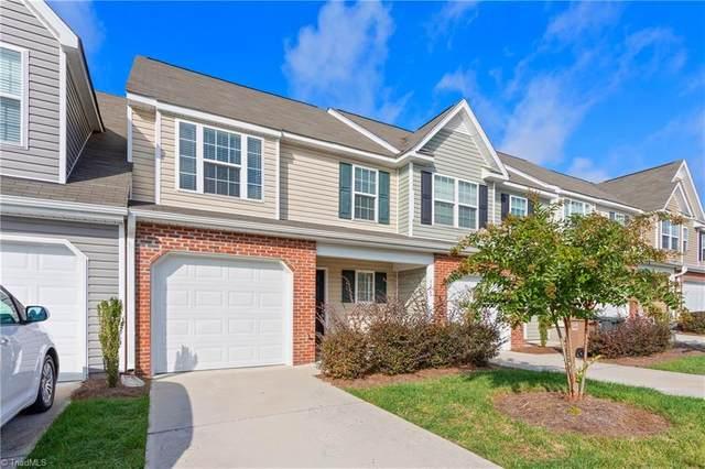 336 Robyns Glen Circle, Greensboro, NC 27409 (MLS #996966) :: Berkshire Hathaway HomeServices Carolinas Realty