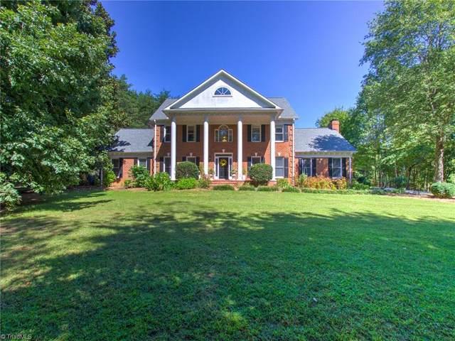 5931 Tarleton Drive, Oak Ridge, NC 27310 (MLS #996974) :: Berkshire Hathaway HomeServices Carolinas Realty