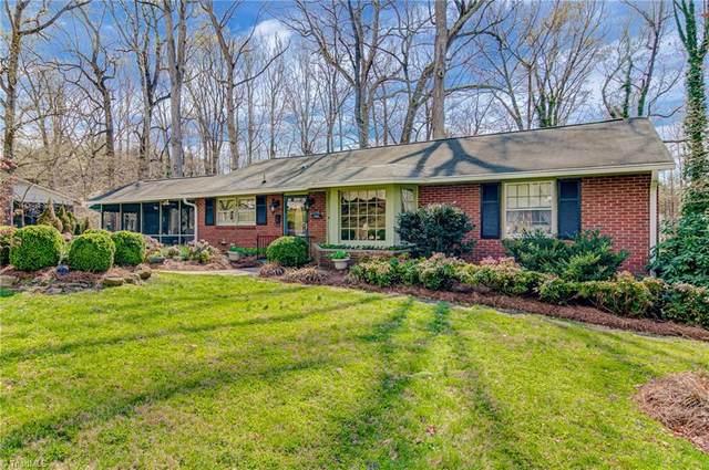 2469 Ardmore Manor, Winston Salem, NC 27103 (MLS #997016) :: Berkshire Hathaway HomeServices Carolinas Realty