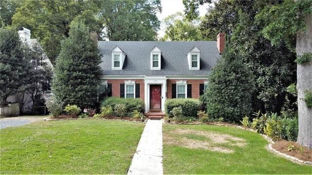140 Ridgecrest Road, Asheboro, NC 27203 (MLS #997038) :: Berkshire Hathaway HomeServices Carolinas Realty