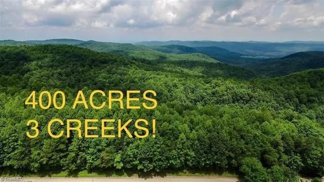 0 Vannoy Ridge Road, Moravian Falls, NC 28654 (MLS #997132) :: Ward & Ward Properties, LLC