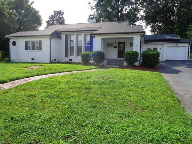 216 Baxter Street, Kernersville, NC 27284 (MLS #997165) :: Ward & Ward Properties, LLC
