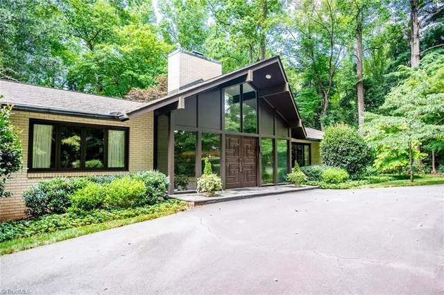 936 Wellington Road, Winston Salem, NC 27106 (MLS #997210) :: Ward & Ward Properties, LLC