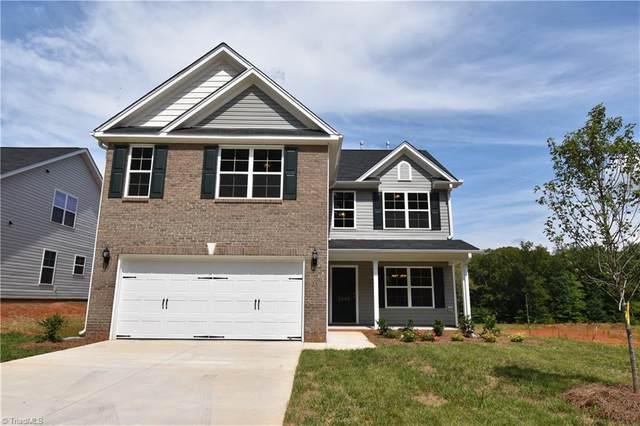 6745 Barton Creek Drive Lot 210, Whitsett, NC 27377 (MLS #997285) :: Lewis & Clark, Realtors®