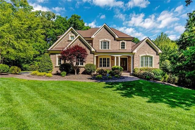 4709 Postbridge Drive, Greensboro, NC 27407 (MLS #997466) :: Ward & Ward Properties, LLC